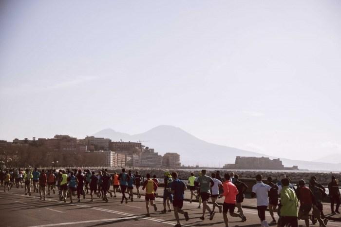 """Napoli City Half Marathon, che """"storia"""" di percorso"""