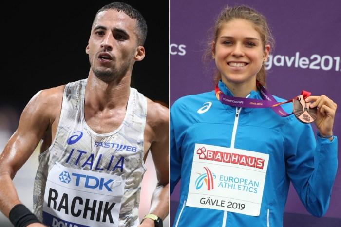 Yassine Rachik e Marta Zenoni new entry in Fiamme Oro