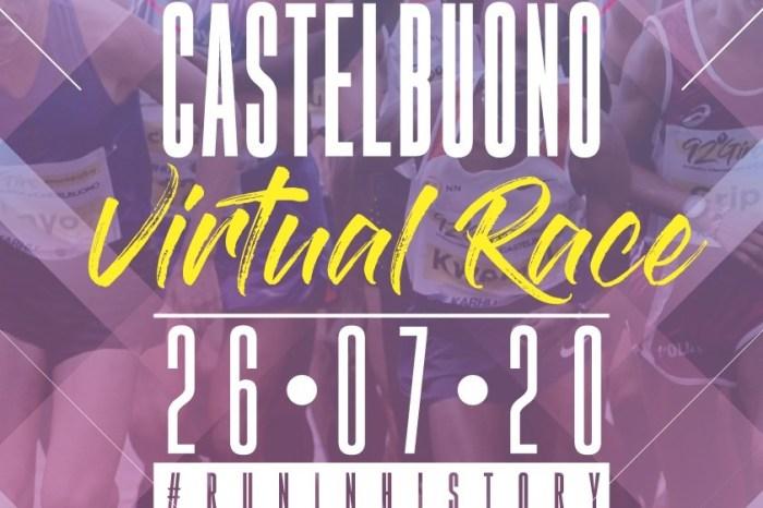 """Parata di stelle alla """"Castelbuono Virtual Race"""""""