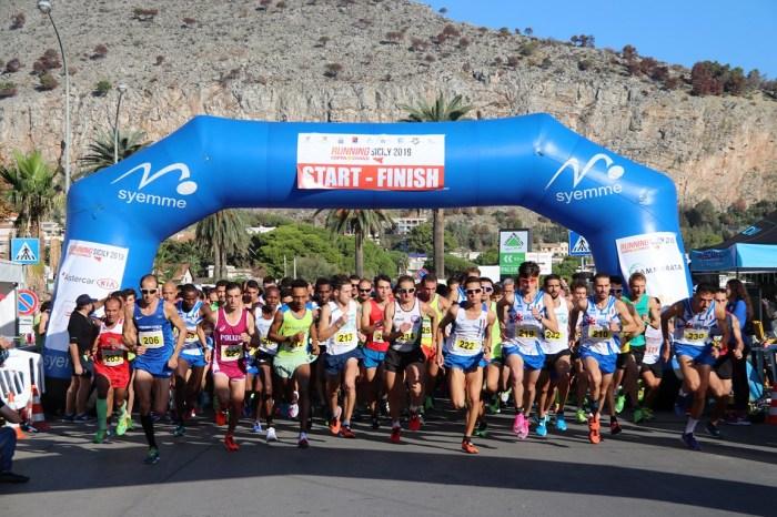 Palermo International Half Marathon, 500 atleti al via