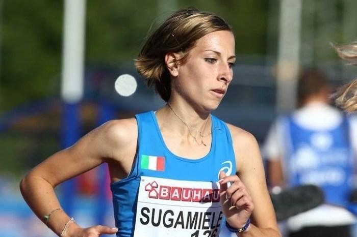"""La trapanese Federica Sugamiele in azzurro ai Mondiali di """"mezza"""""""