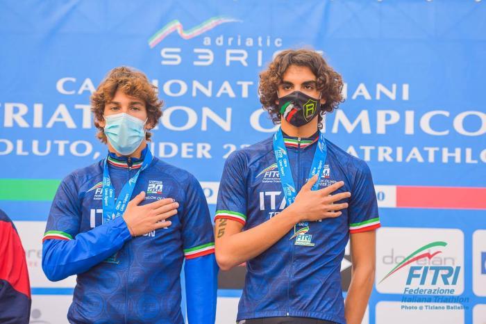 Triathlon Olimpico: Stateff e Iogna-Prat conquistano i titoli Tricolori