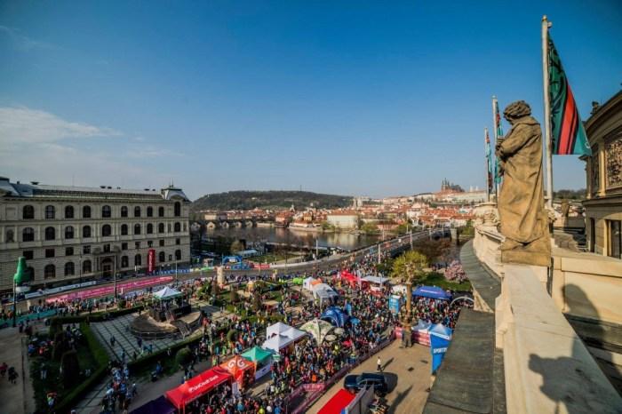 "Rinviata a settembre la ""Prague Half Marathon"""