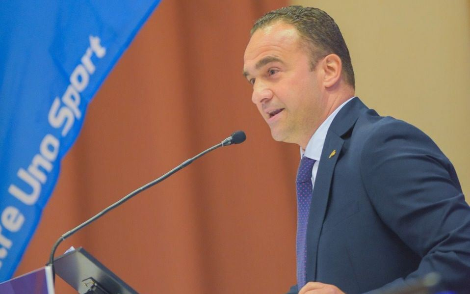 Riccardo Giubilei nuovo presidente della Federazione Italiana Triathlon