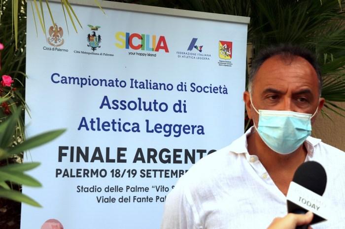 """L'oro olimpicoMassimo Stano alla """"Finale Argento"""" di Palermo"""