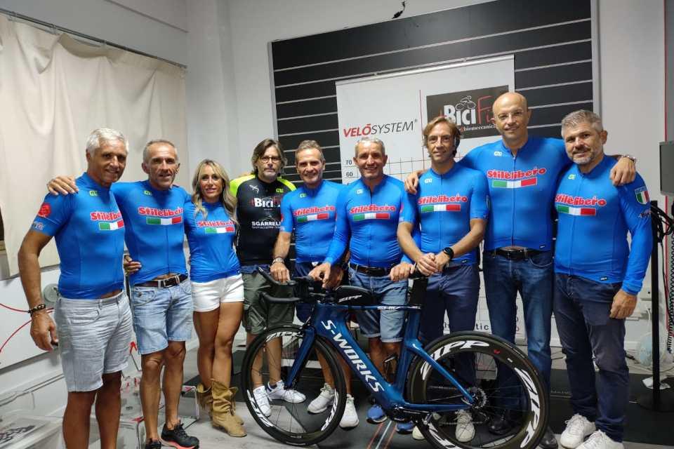 Ironman di Cervia, sette gli atleti della Stilelibero al via