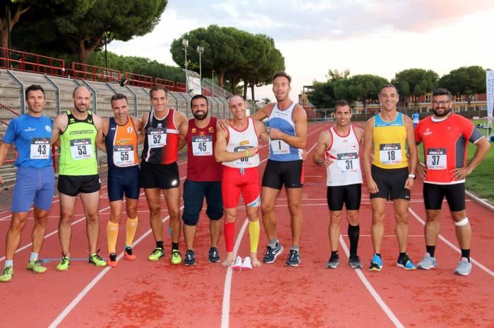 Il resoconto dei Campionati Italiani Master di prove multiple, 10000 metri e staffette