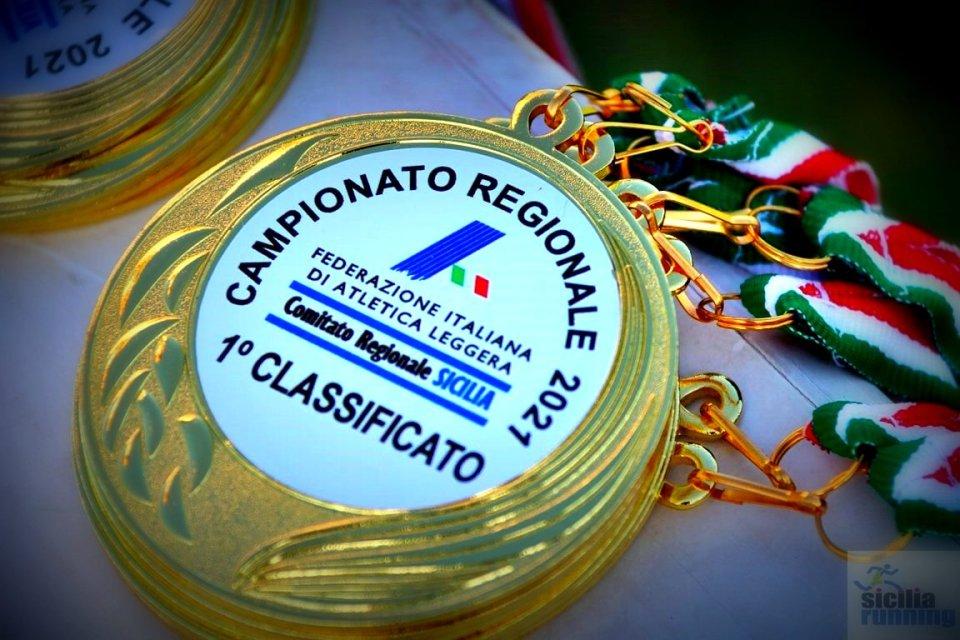 l logo del centenario: dalla Fidal Sicilia un concorso per i giovani atleti