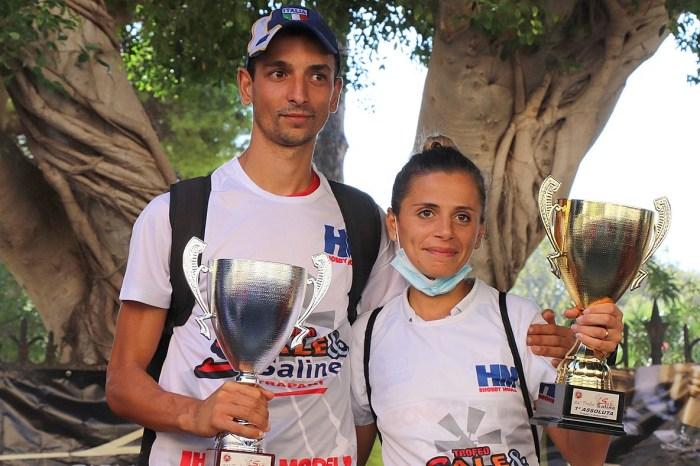 Mazzara e  Bilello, bis d'autore al Trofeo Sale&Saline