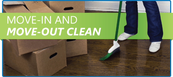 Move-In & Move Out Cleaning Portland