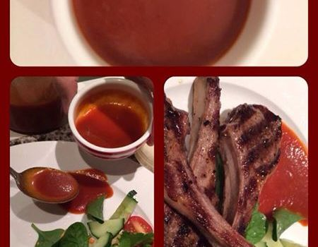 barbecue sauce inspired by Heston at Home