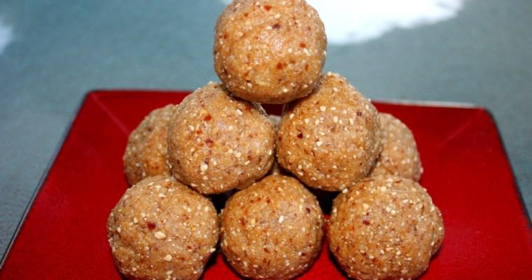 caramel bliss balls