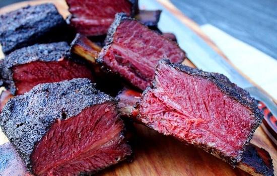 beef short rib pastrami