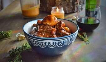 Beef Stew Close