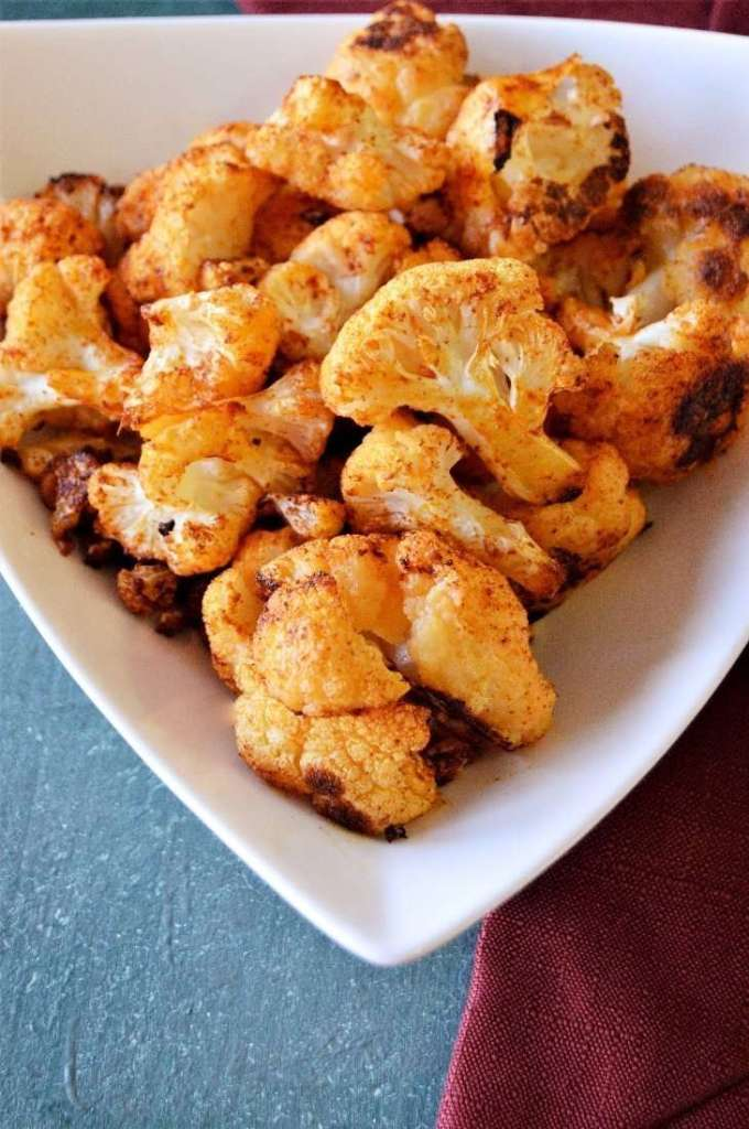 Paprika Cauliflower Full