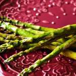 Simple Salt and Pepper Asparagus