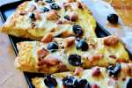 Ham and Olive Pizza