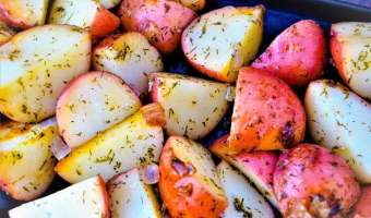Campfire Dill Potatoes Small