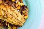 Recipe photo Maple Spice Sea Bass