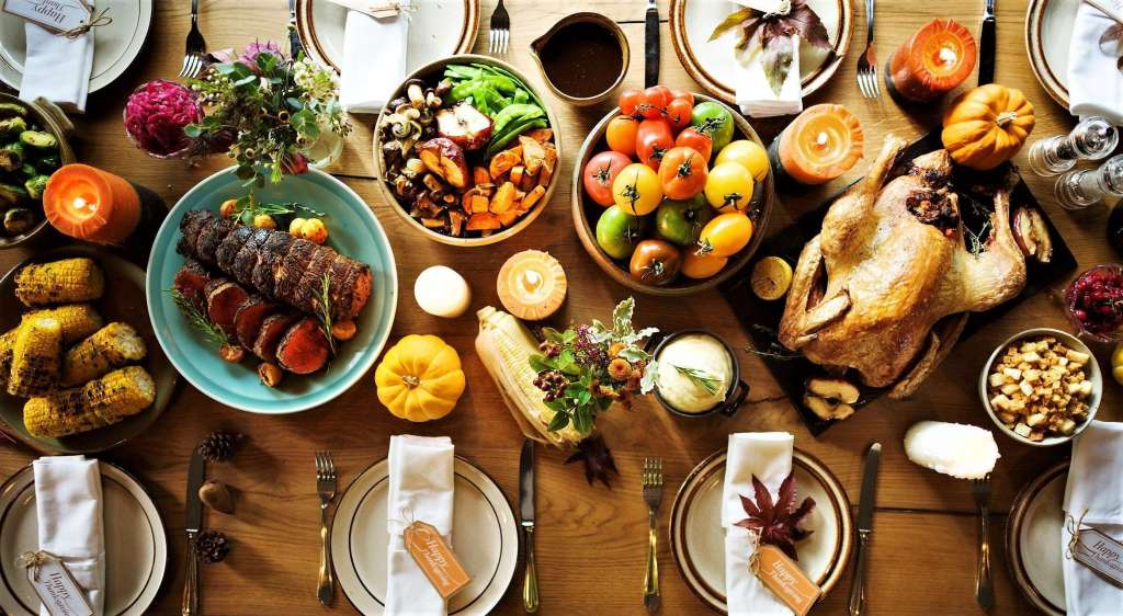 Thanksgiving Protein