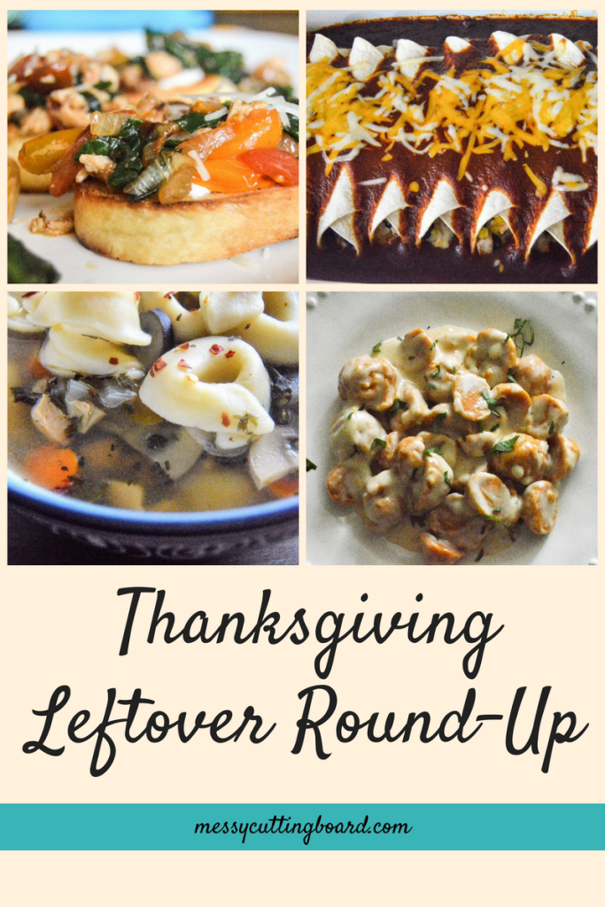 Thanksgiving Leftovers Title