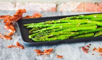 Bacon Flavored Asparagus