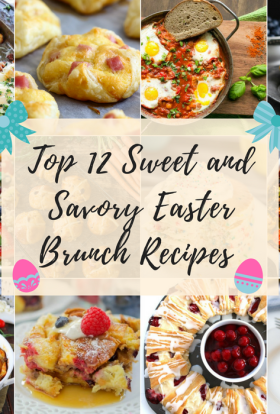 Easter Brunch Feature