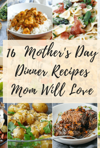Mother's Day Dinner feature