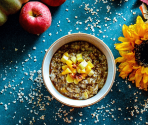 Maple Brown Sugar Fruity Oats Feature