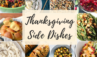 Thanksgiving Side Dishes Feature