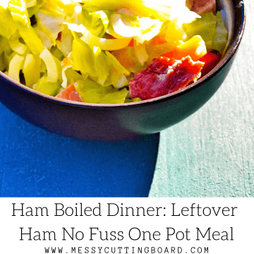Ham Boiled Dinner Feature Image