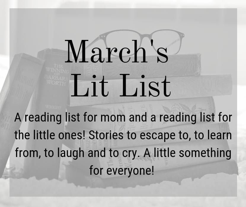 March Lit List