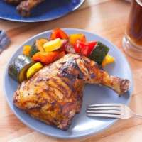 BBQ Chicken Recipe Baked, Grilled or Crockpot