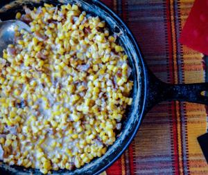 Title for Chili Bacon Corn