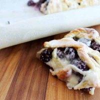 Blackberry Cream Cheese Danish: Perfect for Breakfast!