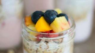 Overnight Oats – 7 Day Breakfast Meal Prep
