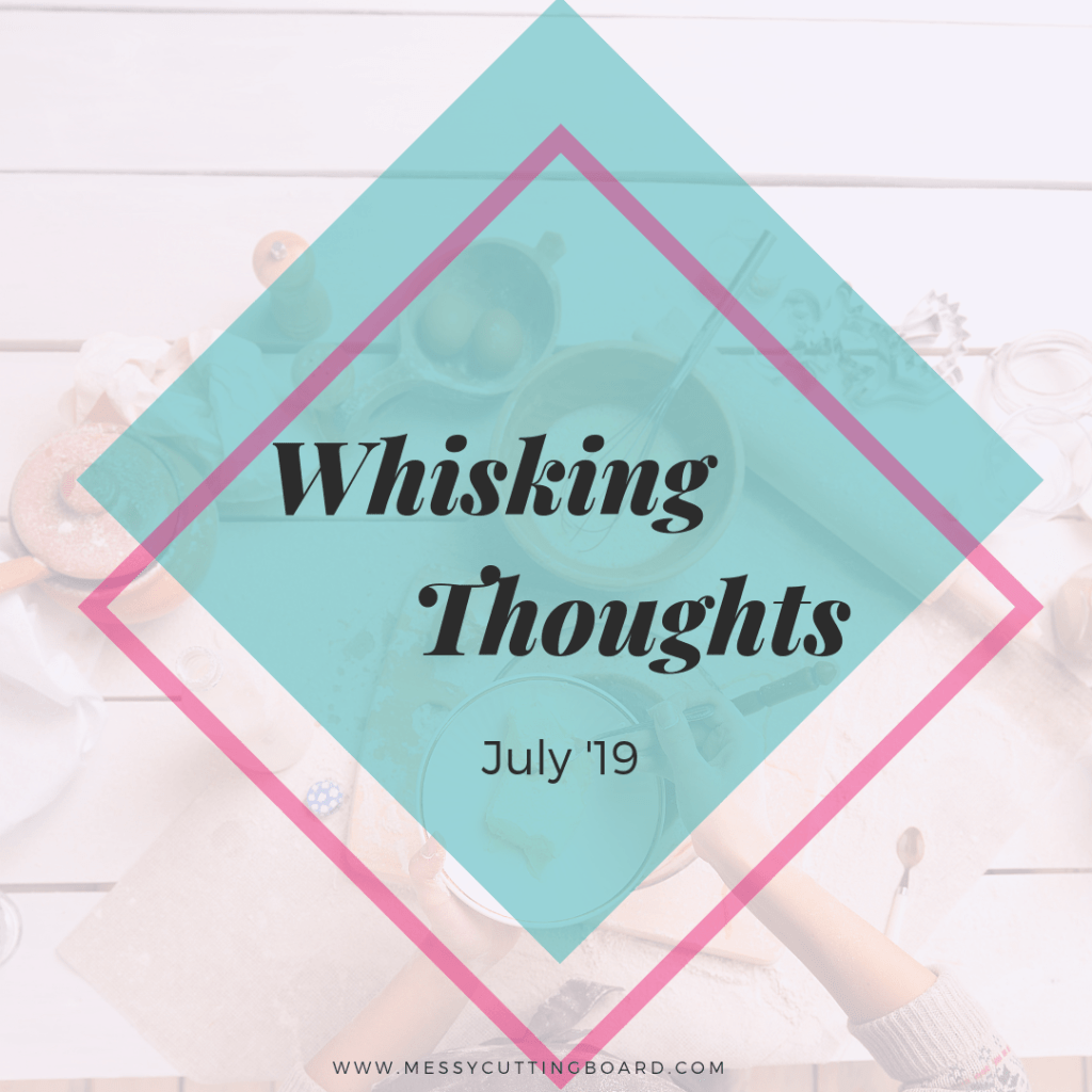 Title for July Whisking Thoughts: Accepting Mental Health