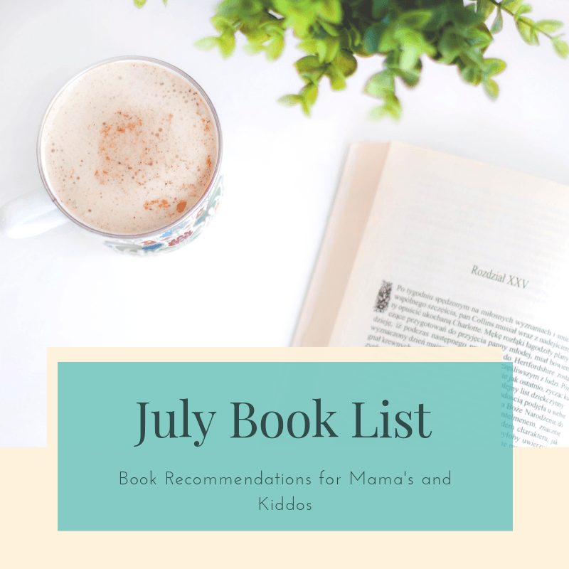 Title for July Book List