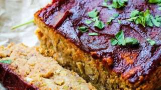 The Best Traditional Meatless Meatloaf
