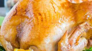 Mom's Thanksgiving Turkey Recipe