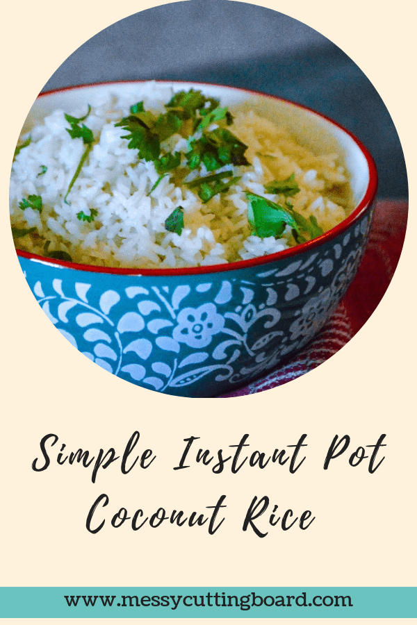 Title Coconut Rice