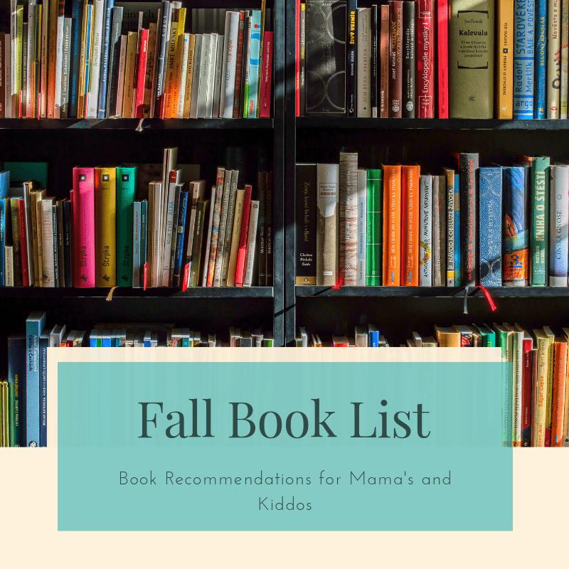 Title Fall Book List