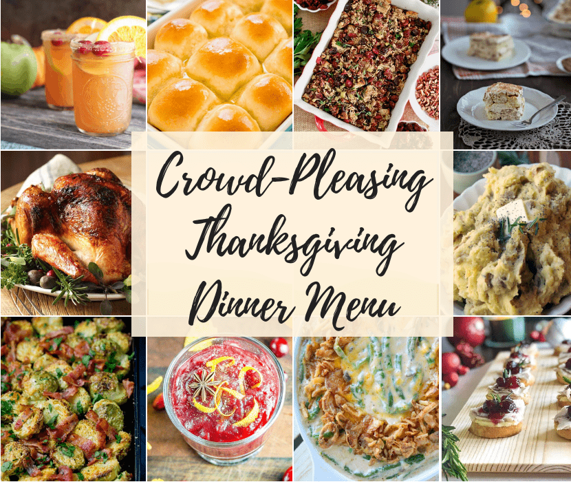 Feature for Crowd Pleasing Thanksgiving Dinner