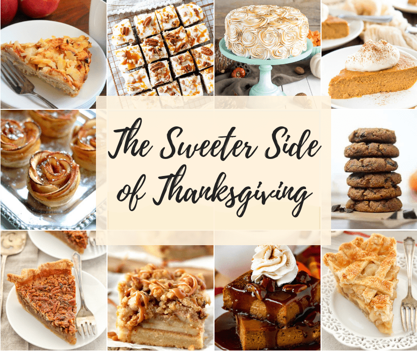 Feature image The Sweeter Side of Thanksgiving