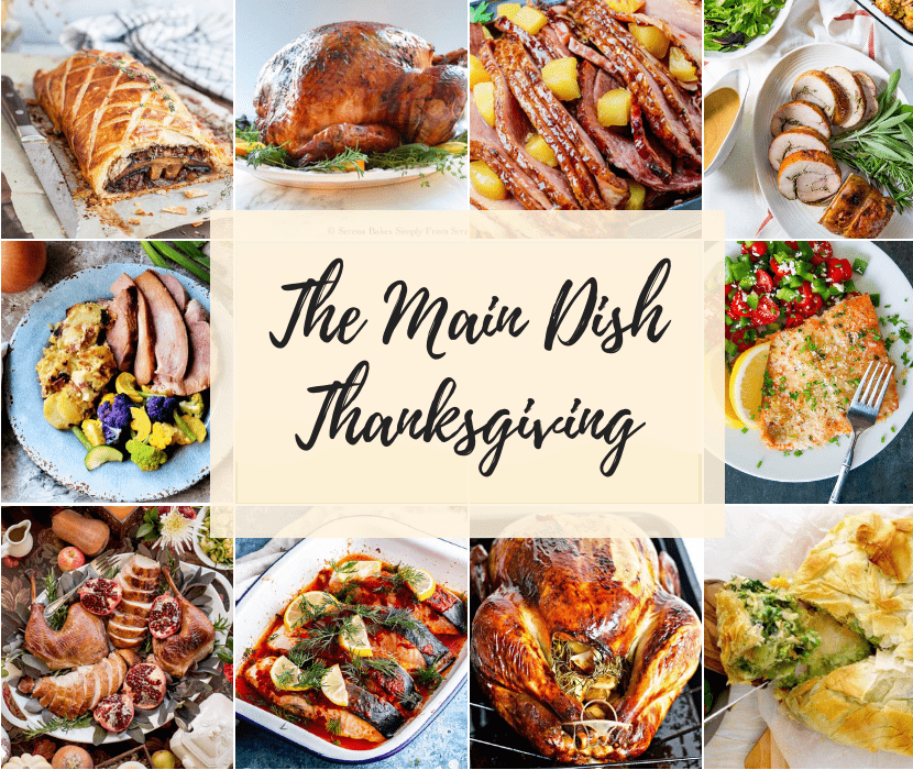 Feature Image for Thanksgiving Main Dish