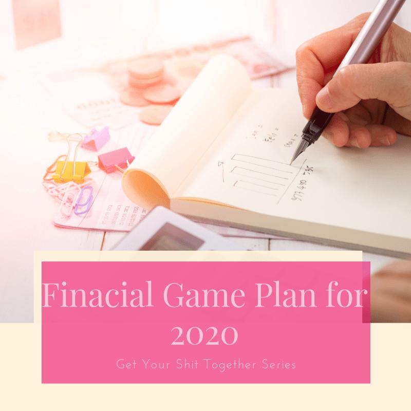 Title 2020 Financial Goals