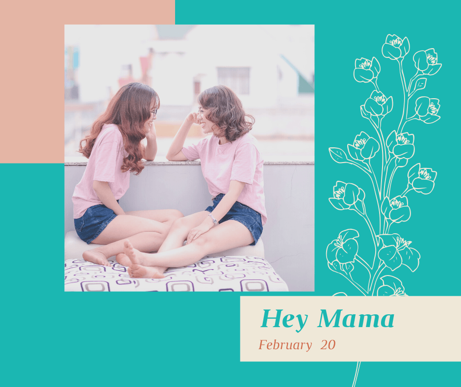 Title image for Hey mama that's life