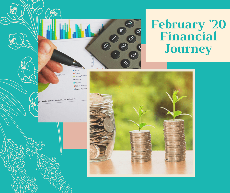 Title for this months February Financial Journey