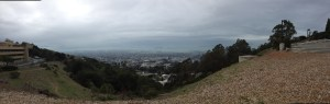 Panoramic view of East Bay.
