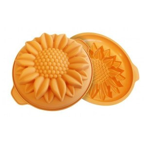 SILIKOMART - stampo in silicone sunflower
